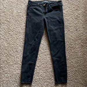 American Eagle black jeans